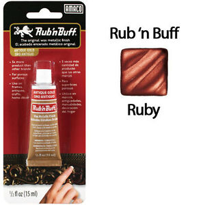 Rub 'N Buff - Ruby