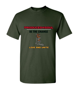 Be the Change Break the Chain T-Shirt