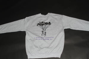 Humble Soul/Grown Kids Crewneck (Gray)