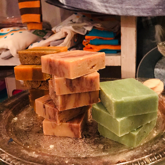 Our Favorite Handmade Soaps!