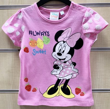Tee shirt bébé Minnie