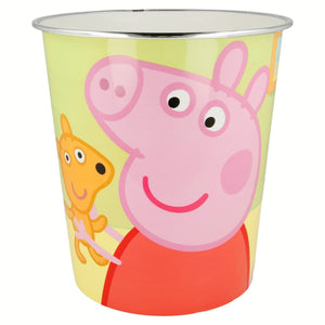 Poubelle Peppa Pig