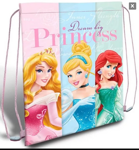 Sac de Gym ou piscine Princesses