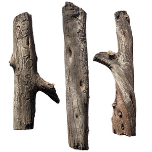 3-Piece Driftwood Branch Set
