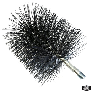 Wire Chimney Cleaning Brush - Round