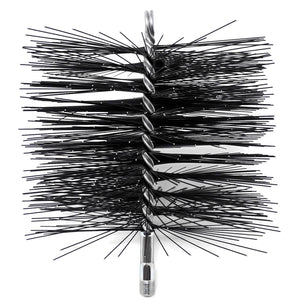 Wire Chimney Cleaning Brush - Square