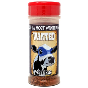 Most Wanted Beef Rub