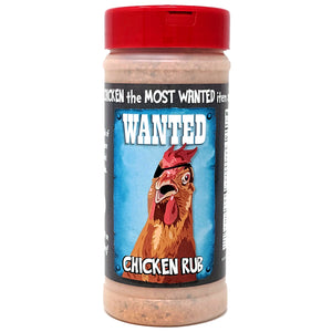 Most Wanted Chicken Rub