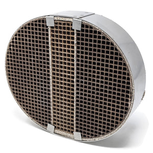 "Catalytic Combustor Blaze King KEJ-1101 (7"" x 8.65"" x 2"" Oval)"