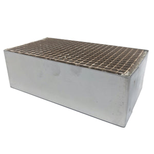 "Catalytic Combustor Sierra Products (3.5"" x 6"" x 2"")"
