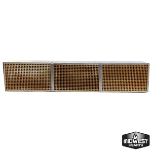 "Catalytic Combustor Lopi FPX Fireplace Xtrordinair Elite (3.6"" x 18"" x 3"")"