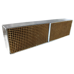 "Catalytic Combustor Fireplace Xtrordinair 44A 44A-ZC (3.6"" x 14.2"" x 2"")"