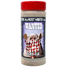 Load image into Gallery viewer, Most Wanted Pork Rub