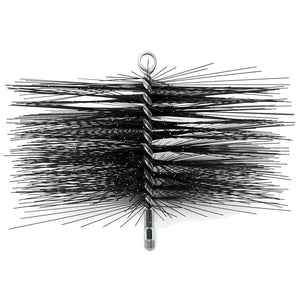 Wire Chimney Cleaning Brush - Rectangle