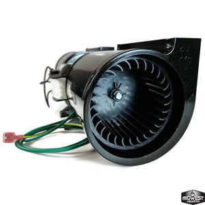 Replacement Blower Fan for Fireplaces (Full Kit)