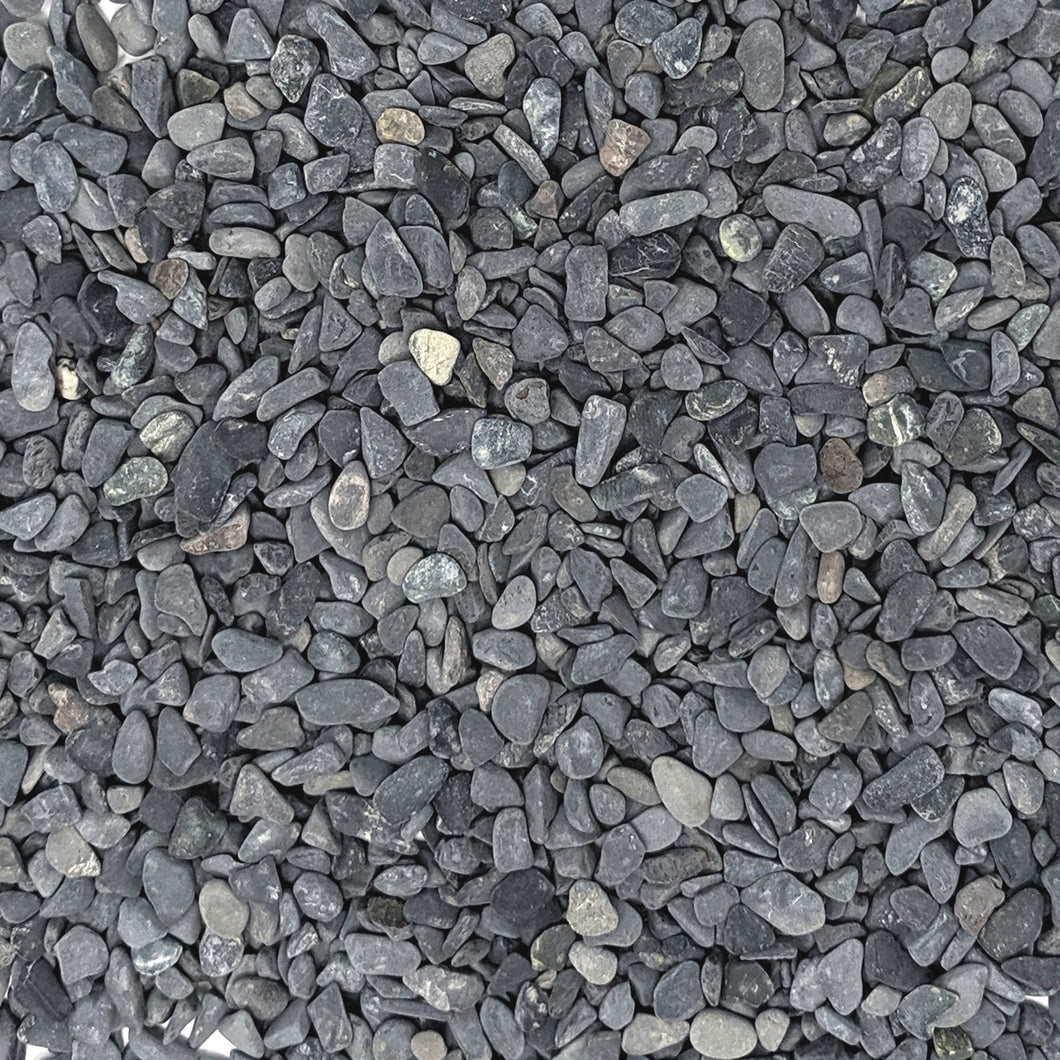 Natural Decorative Gray Pebbles 1/5
