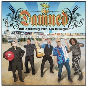 The Damned - 40th Anniversary Tour - Live In Margate Download £9.99