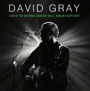 David Gray - Live At The National Concert Hall Dublin 4th Sept 2017 - Download (MP3 or WAV)