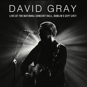 David Gray - Live At The National Concert Hall Dublin 5th Sept 2017 - Download (MP3 or WAV)