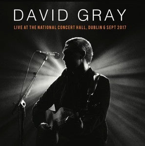 David Gray - Live At The National Concert Hall Dublin 6th Sept 2017 - Download (MP3 or WAV)