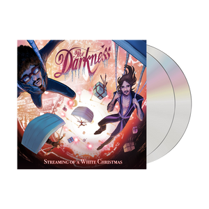 The Darkness - Streaming Of A White Christmas - Deluxe Double Live CD