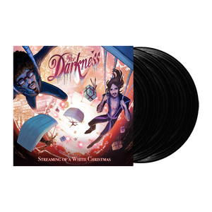 The Darkness - Streaming Of A White Christmas - Triple Black Vinyl LP