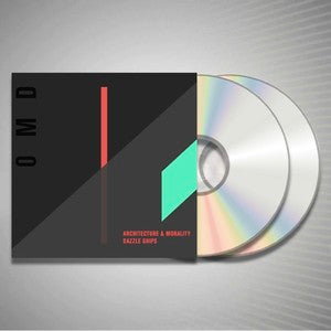 OMD - Architecture & Morality and Dazzle Ships - 2CD