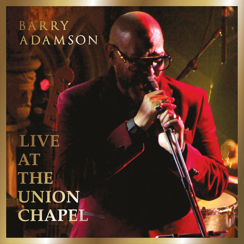 Barry Adamson - Live At The Union Chapel - Download. (MP3 or WAV)