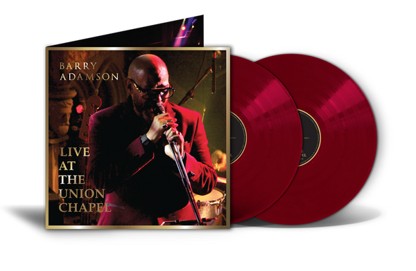 Barry Adamson - Live At The Union Chapel 180g Double LP - *SIGNED!*