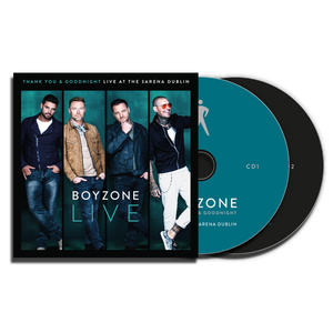 Boyzone - The Farewell Tour 2019 Live CD