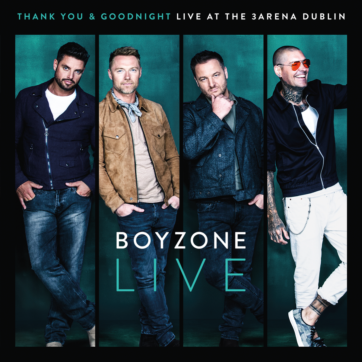Boyzone - The Farewell Tour 2019 Live Download