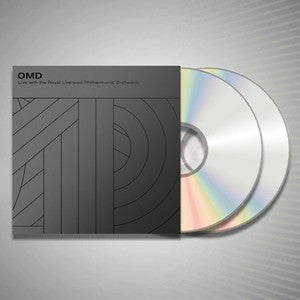 OMD - Live with the Royal Liverpool Philharmonic Orchestra - Double CD