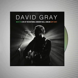 David Gray - Best Of: Live At The National Concert Hall Dublin 2CD