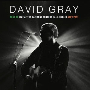 David Gray - Best Of: Live At The National Concert Hall Dublin - Download (MP3 or WAV)