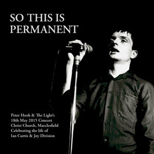 Peter Hook & the Light - So This Is Permanent - DVD **NEW**