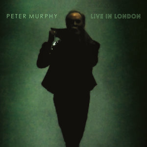 Peter Murphy - Live In London -Download MP3 or WAV