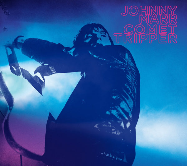 Johnny Marr - Comet Tripper - Live At The Roundhouse 3 x LP Coloured Heavy (180g) Vinyl