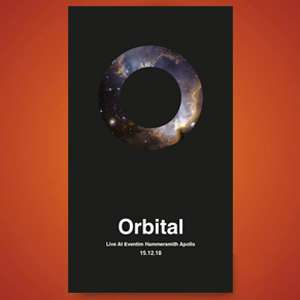 Orbital *SIGNED* Limited Edition (500) U.S. Style Large Art Print (inc download of the 2018 London show)