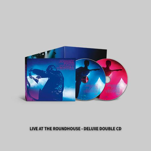 Johnny Marr - Comet Tripper - Live At The Roundhouse - 2018  2CD