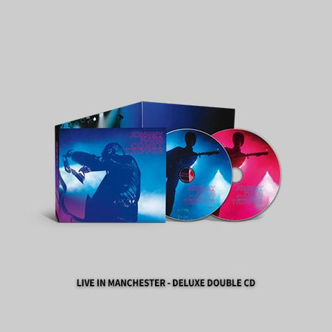 Johnny Marr - Comet Tripper - Live At Manchester Apollo - 2018  2CD