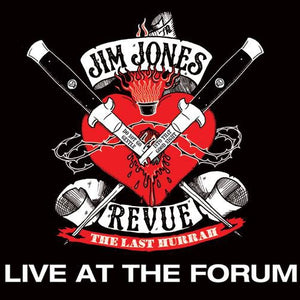 The Jim Jones Revue - The Last Hurrah - Live At The Forum 2CD
