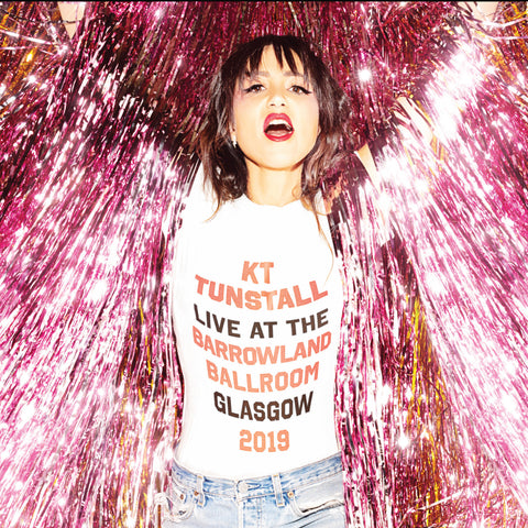 KT Tunstall - Live At The Barrowland Ballroom 2019 - (MP3 or WAV)