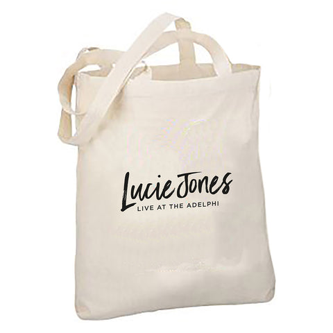 Lucie Jones - Live at the Adelphi - Tote Bag