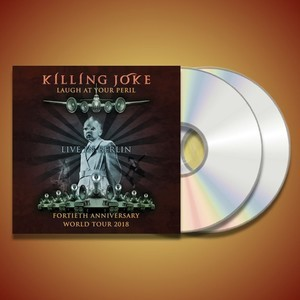 Killing Joke - Laugh At Your Peril - Berlin 2CD