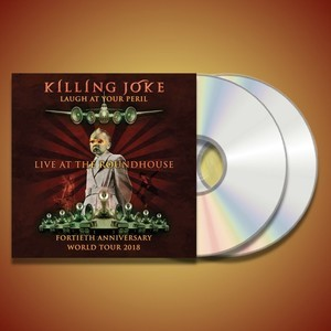 Killing Joke - Laugh At Your Peril - London 2CD