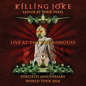 Killing Joke - Laugh At Your Peril - London Download (MP3 or WAV)