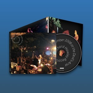Richard Hawley - Live At The Devils Arse: - 2008 CD