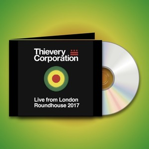 Thievery Corporation - Live From London Roundhouse 2017 DVD