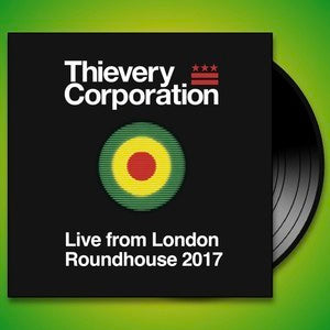 Thievery Corporation - Live From London Roundhouse 2017 Triple Vinyl