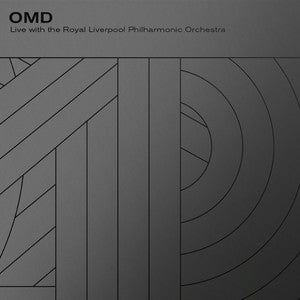 OMD - Live with the Royal Liverpool Philharmonic Orchestra - Digital Download